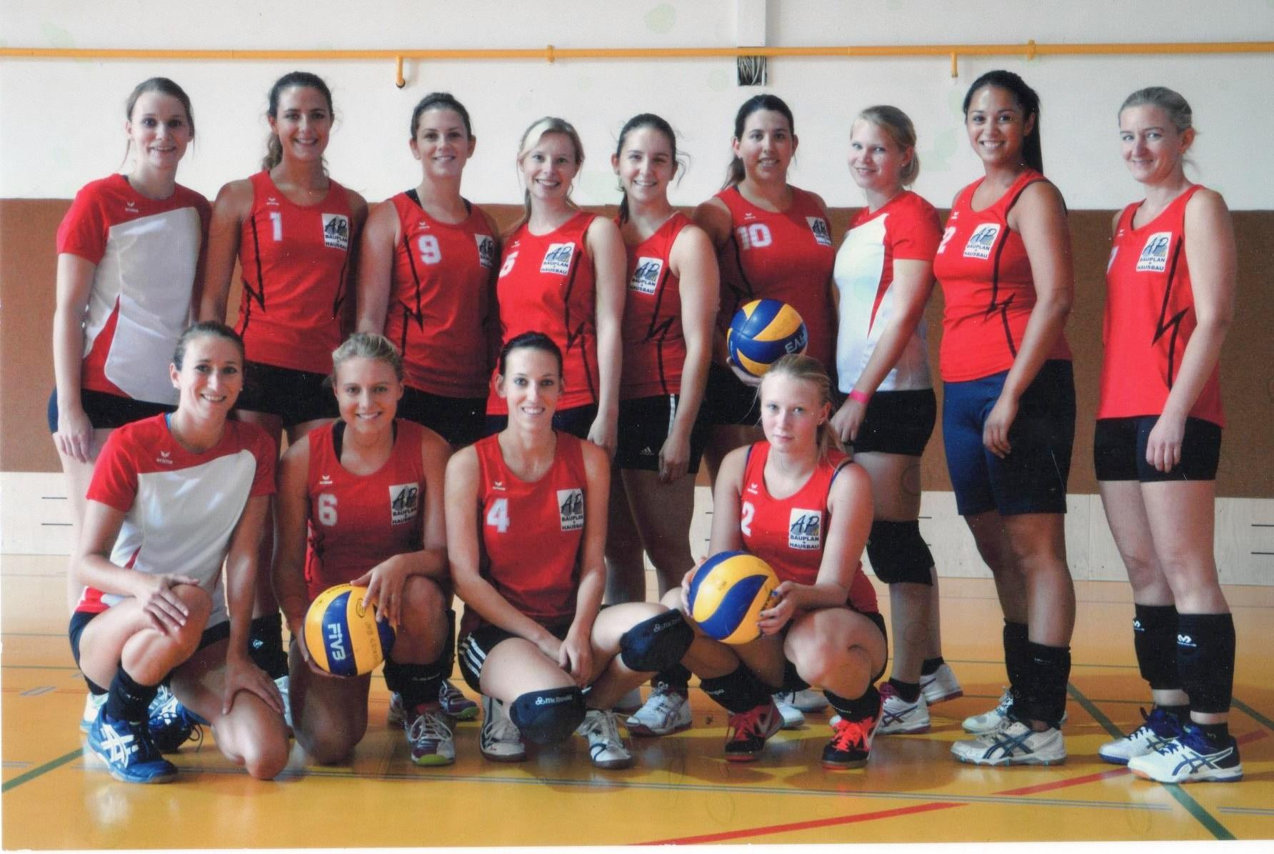 Volleyball Aufbauturnier 001